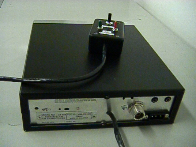 Galaxy 959 Cb Radio Modifications Pictures to Pin on